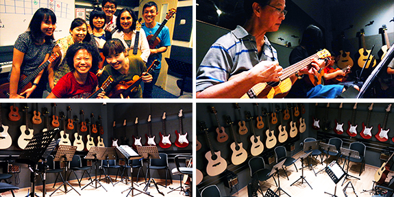 Believer Ukulele Program AWDII - Believer Music